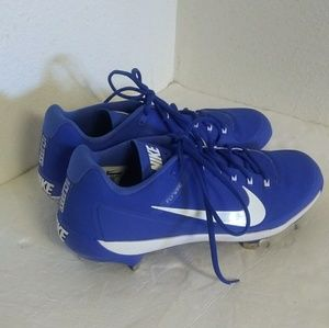 Nike Air Royal Blue Men's Baseball Cleats